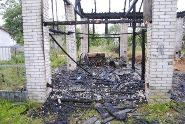 Podpalał stodoły i przyczynił się do śmierci kolegi?