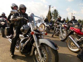 Motocykliści rozpoczęli sezon