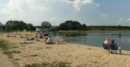A tymczasem na kąpielisku Słoneczko...