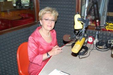 E. Radziszewska podsumowała swoją działalność
