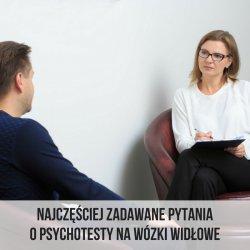 Najczęściej zadawane pytania o psychotesty na wózki widłowe