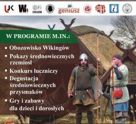 Uniwersytet Jana Kochanowskiego zaprasza na festyn z Wikingami