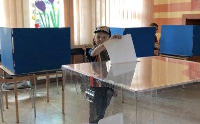 Lokale wyborcze otwarte do 21. Wybieramy posłów do europarlamentu