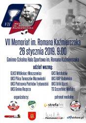 Po raz 7. uczczą pamięć Romana Kaźmierczaka