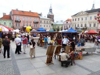 Turystyka w Piotrkowie: Czerwiec ze spadkiem
