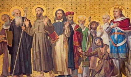 Noc Świętych w wigilię Wszystkich Świętych