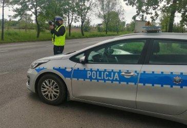 Wzmożone działania policji na piotrkowskich drogach