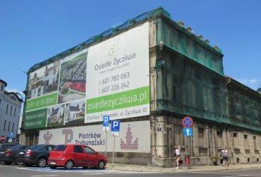 Radny pyta, dlaczego dach budynku po Europie jest niezabezpieczony