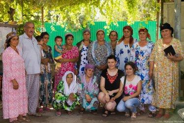 Co określa wartość kobiety w Tadżykistanie?