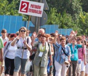 Pątnicy już powrócili do Piotrkowa