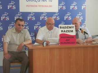 PR nadal liczy na poparcie Chojniaka przez PiS