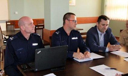 Wola Krzysztoporska: Będą konsultacje w sprawie posterunku policji