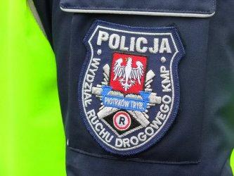 Powiat piotrkowski: Pościg za kierowcą mazdy