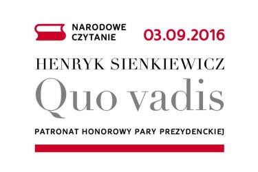 """Poczytają """"Quo vadis"""" na Placu Jagiełły"""