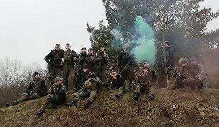 Strzelcy szkolili się w Sulejowie