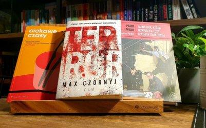 Książka na weekend - Nowa powieść Maxa Czornyja, debiut i odrobina historii