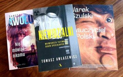 Książka na weekend – psychologiczna proza i tajemnice służb PRL