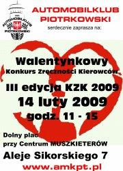 Automobilklub: Walentynkowa edycja KZK
