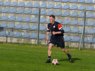 Piłkarskie pożegnanie Jacka Krzynówka