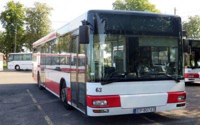 Korekty w nowym rozkładzie jazdy miejskich autobusów