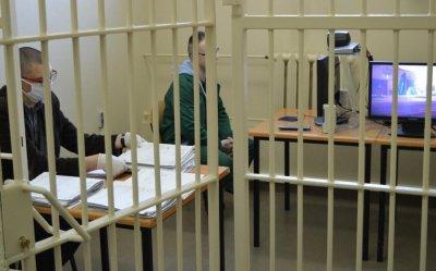 Rozprawy w piotrkowskim Areszcie odbywają się online