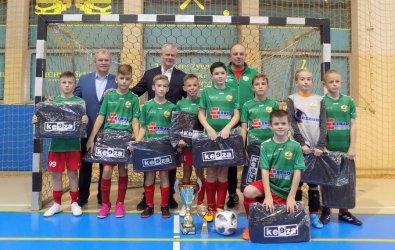 Młodzi piłkarze walczyli o awans do Turnieju o Puchar Marszałka Województwa Łódzkiego