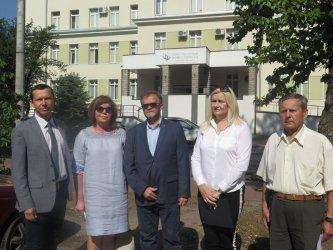 Radni PiS zaniepokojeni sytuacją piotrkowskiego szpitala
