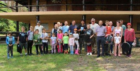 Święto Gminy Wola Krzysztoporska: Rozpoczęli wędkarze i tenisiści