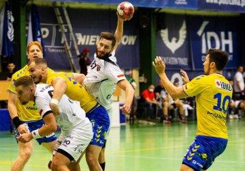 Pewna wygrana mistrzów Polski