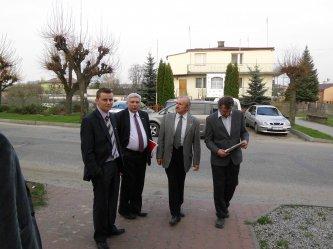 Poseł Tadeusz Woźniak gościł w Sulejowie