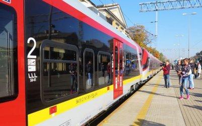 Jakie zmiany w nowym rozkładzie jazdy pociągów ŁKA?