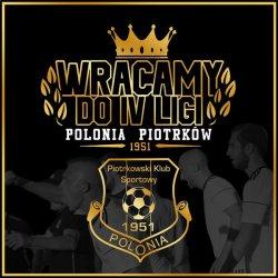 Polonia awansowała do IV ligi