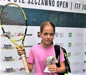 Marta Dudek ze srebrem na międzynarodowym turnieju