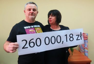 Finał WOŚP w Piotrkowie podsumowany. Razem zebrali ponad 260 tys. zł