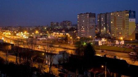 Problem z oświetleniem ulicznym w Piotrkowie