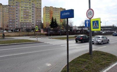 Będzie kolejne aktywne przejście dla pieszych