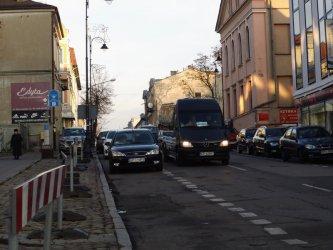 Planują przebudowę ul. Sienkiewicza