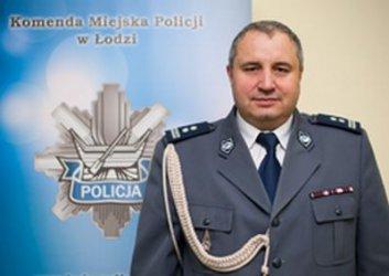 Zastępca piotrkowskiego komendanta przyjedzie najprawdopodobniej z Łodzi