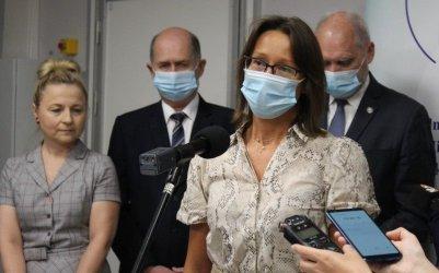 Zmiana warty w szpitalu na Rakowskiej