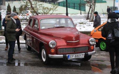 MOTO WOŚP, czyli motoryzacyjne atrakcje w Piotrkowie