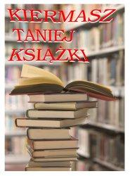 Piotrków: Kiermasz taniej książki w MBP