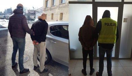 Dwa rozboje, dwóch zatrzymanych, dwa areszty