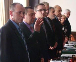 Obradowały władze powiatu piotrkowskiego
