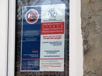 Pomoc dla ofiar przestępstw w Piotrkowie