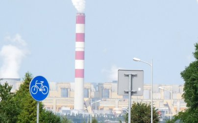 Pożar w Elektrowni Bełchatów