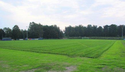 Stadion w Wolborzu już gotowy