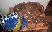 Kolejne nielegalne wyroby zabezpieczone przez piotrkowską KAS