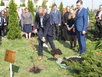 W Woli Krzysztoporskiej upamiętniono ofiary Zbrodni Katyńskiej