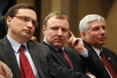 Sulejowskie spotkanie z posłem Tadeuszem Woźniakiem (Solidarna Polska)