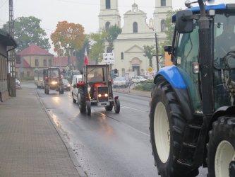 Wiemy, dlaczego GDDKiA nie przyjechała na protest rolników